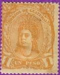 Stamps Guatemala -  Mujer Indígena