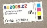 Stamps Europe - Czech Republic -  Presidencia checa UE