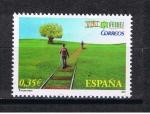 Stamps Spain -  Edifil  4654 Vias Verdes.