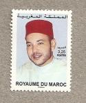 Stamps Morocco -  Rey Mohamed VI