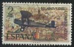 Sellos de Europa - España -  E2059 - L Aniv. Correo aéreo