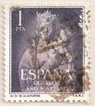 Sellos de Europa - España -  Nuestra Señora de la Almudena