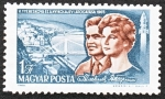 Stamps Hungary -  Maygar