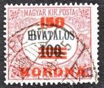 Stamps Hungary -  Maygar Kir Posta