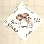Sellos de Europa - España -  Pro Infancia SAHARA