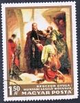Sellos de Europa - Hungría -  Benczur Cyula