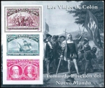Stamps Spain -  3207 Colón y el Descubrimiento. Tomando posesion del Nuevo Mundo.
