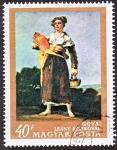 Sellos de Europa - Hungría -  Goya