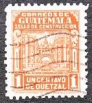 Sellos de America - Guatemala -  Arco Palacio de Comunicaciones
