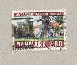 Stamps Denmark -  Cambio de la guardia