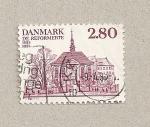 Sellos de Europa - Dinamarca -  Iglesia franco-alemana de la refprma