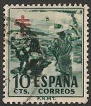 Sellos de Europa - España -  Pro Tuberculosos. Ed 1104