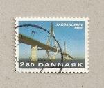 Stamps Curaçao -  Inauguración de los puenets Faro