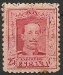Sellos de Europa - España -  Alfonso XIII. Tipo Vaquer. Ed 317
