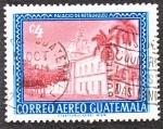 Sellos de America - Guatemala -  Palacio de Retalhuleu