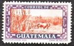 Sellos del Mundo : America : Guatemala : Caña de Azucar