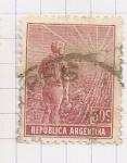 Sellos de America - Argentina -