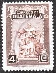 Stamps Guatemala -  Fray Bartolomé de las Casas