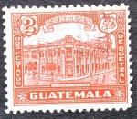 Sellos de America - Guatemala -  Tipografía Nacional