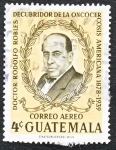 Stamps of the world : Guatemala :  Doctor Rodolfo Robles