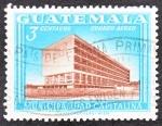Stamps Guatemala -  Municipalidad de Guatemala
