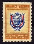 Stamps Uruguay -  Escudo