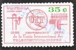 Stamps Guatemala -  Centenario de la Unión Internacional de Telecomunicaciones