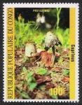 Stamps Republic of the Congo -  SETAS-HONGOS: 1.131.011,00-Coprinus sp.