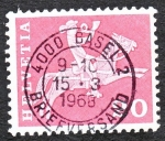 Stamps Switzerland -  HELVETIA