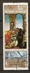 Sellos de Asia - Yemen -  Y.A.R./ Olipiada Cultural (Mejico)