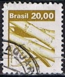 Stamps Brazil -  Scott  1667  Azucar de Caña