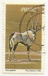 Stamps South Africa -  Orix (Gacela)