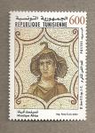 Stamps Tunisia -  Mosaico