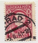 Stamps Slovakia -  Andrej Hlinka II
