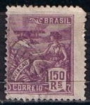 Stamps Brazil -  Scott   245 Aviacion (4)
