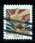 Sellos del Mundo : America : Estados_Unidos : Wisdom