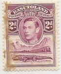 Stamps Asia - Lesotho -  Definitives