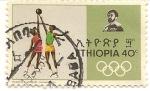 Stamps : Africa : Ethiopia :  Juegos Olímpicos México