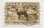Sellos del Mundo : Africa : Etiopía : Zorro