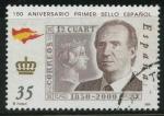 Sellos del Mundo : Europa : España : E3687 - 150 Aniv. Primer sello español