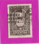 Stamps : America : Argentina :  Ivan P. Plavov