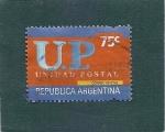 Sellos del Mundo : America : Argentina : Unidad Postal
