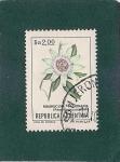 Stamps : America : Argentina :  Mburucuya Pasionaria