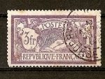 Stamps Europe - France -  Merson