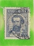 Stamps : America : Argentina :  Martin Guemes