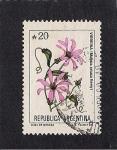 Stamps : America : Argentina :  Virreina