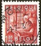 Stamps Europe - Belgium -   METIERS D,ART - BELGIQUE