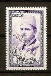 Sellos de Africa - Marruecos -  Mohamed V