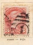 Sellos de America - Canadá -  Reina Victoria Ed 1868