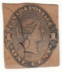 Stamps America - Canada -  Reina Victoria